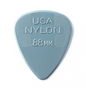 Dunlop Nylon Standard .88mm Guitar Pick - Pack of 12