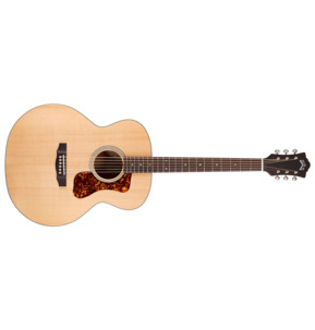 Guild Westerly Collection BT-240E Jumbo Natural Baritone Electro Acoustic Guitar