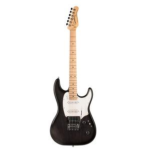 Godin Session - Black Burst SG Maple Neck Electric Guitar & Case