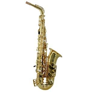 Trevor James Horn Classic II Alto Sax Outfit - Gold Laquer