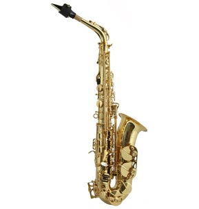 Trevor James SR Alto Saxophone - Gold Lacquer