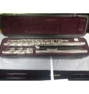 Secondhand Ex Hire Yamaha Flute YFL211 Outfit
