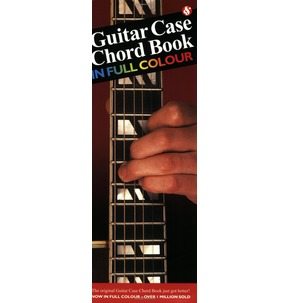 Guitar Case Chord Book In Colour