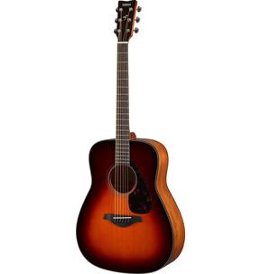 Yamaha FG800 Dreadnought Brown Sunburst Acoustic Guitar
