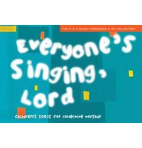 Everyone's Singing Lord - Book/CD