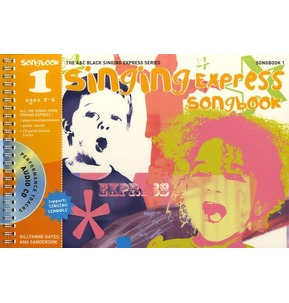 Singing Express Songbook - Sale