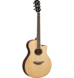 Yamaha APX600 Natural Concert Electro Acoustic Guitar