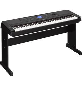 Yamaha DGX660 Digital Piano Black