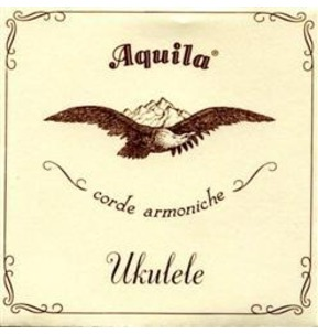 Aquila Standard Nylgut Tenor Regular Tuning (All Nylgut) Ukulele Strings