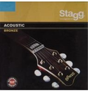Stagg AC-1254-BR Light Acoustic Bronze String Set