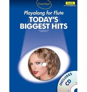 Guest Spot Today's Biggest Hits: Flute