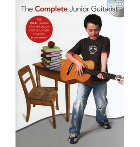 The Complete Junior Guitarist - Book and CD