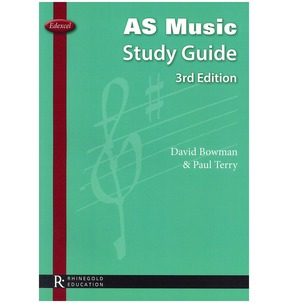 Edexcel AS Music Study Guide 3rd Edition 2009+
