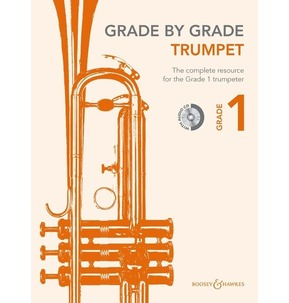 Grade By Grade for Trumpet (Boosey & Hawkes) Grade 1