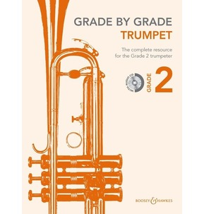 Grade By Grade for Trumpet (Boosey & Hawkes) Grade 2