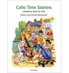 Cello Time Starters with CD