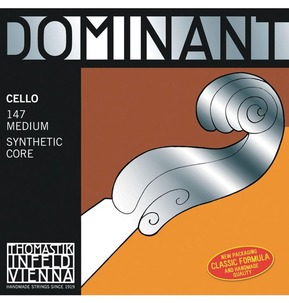 Dominant Cello String