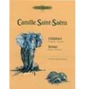 The Elephant/Tortoises Double Bass & Piano Saint-Saens