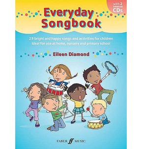 Everyday Songbook Book/2CD's Diamond
