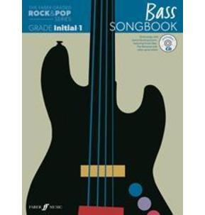REDUCED! Faber Graded Rock & Pop Series Bass