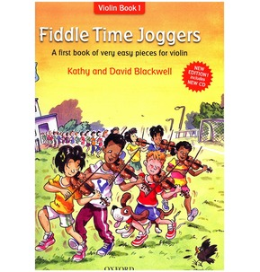 Fiddle Time - Joggers Book 1 - Book/CD