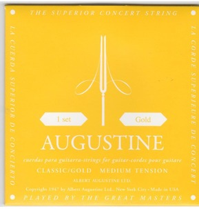 Augustine Gold Normal Tension