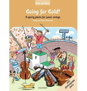 Going For Gold! 5 Sporty Pieces for Junior Strings