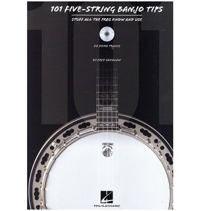 101 Five-String Banjo Tips with CD