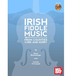 Irish Fiddle Music From Counties Cork and Kerry Book/CD
