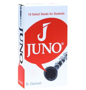 Juno by Vandoren Clarinet Reeds box 10