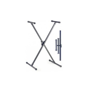 Stagg X Frame Keyboard Stand Single