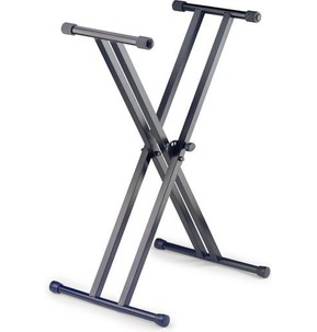 Stagg KXS-A6 X Frame Keyboard Stand Double