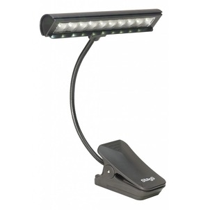 Stagg Music Stand Lamp with 10 LED's