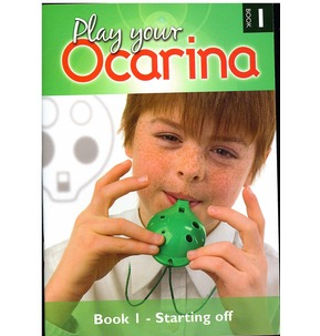 Play Your Ocarina  - Book/CD