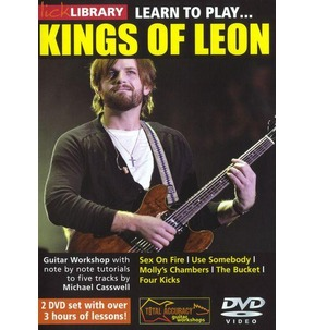 Lick Library: Learn To Play Kings of Leon