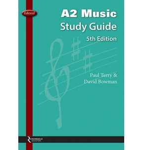 Edexcel A2 Music Study Guide 5th Edition