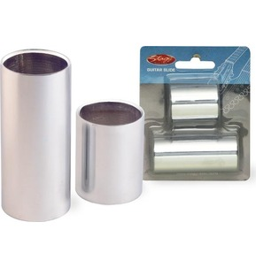 Stagg Chrome Guitar Slide Set Medium