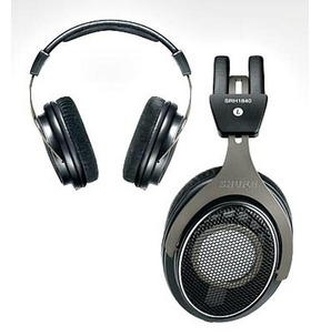 Shure SRH1840 Professional Open-Back Studio Headphones
