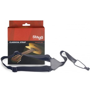 Stagg Nylon Guitar Strap designed for Classical Guitar