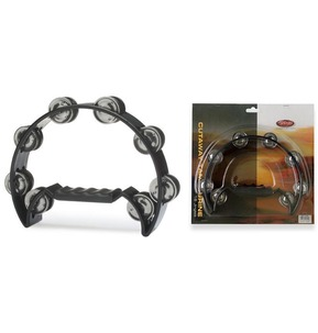 Stagg TAB2 Half Moon Tambourine - Various Colours