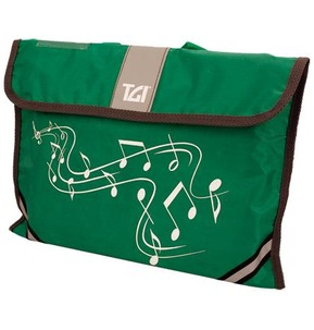 TGI Music Carrier Case Green