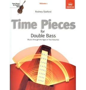 Time Pieces for Double Bass Volume 1