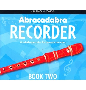Abracadabra Recorder Book 2 Pupils