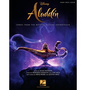 Aladdin - Songs From The Motion Picture Soundtrack - PVG
