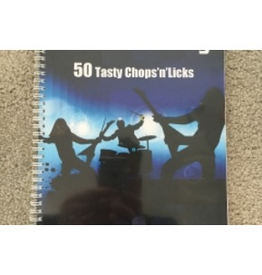 Rock Drumming: 50 Tasty Chops'n'Licks