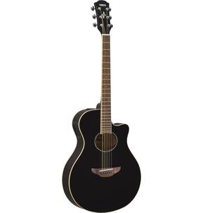 Yamaha APX600 Black Concert Electro Acoustic Guitar