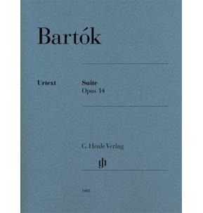 Bartok - Suite Op. 14