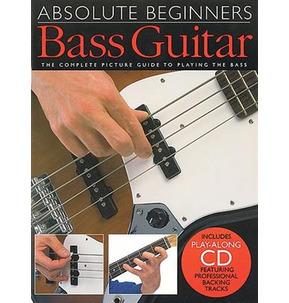 Absolute Beginners Bass Guitar - Book/CD