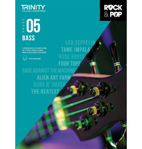 Trinity Rock & Pop 2018 Bass Grade 5