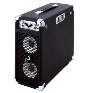 Phil Jones Bass Briefcase BBC Versatile Battery Bass Combo Amplifier, Black